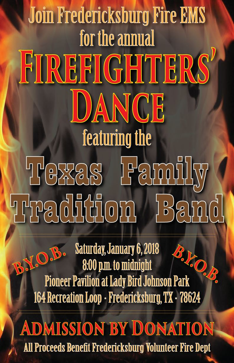 FVFD Firefighters Dance 2018