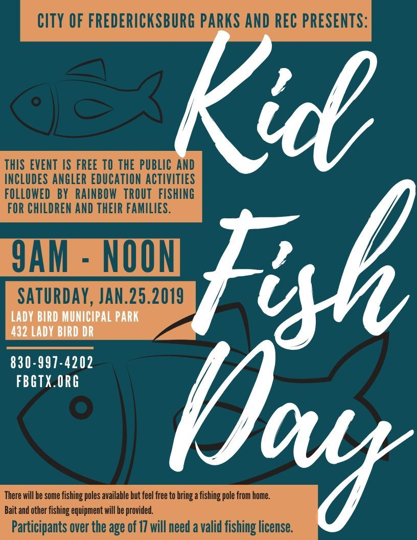 Kid Fish Day