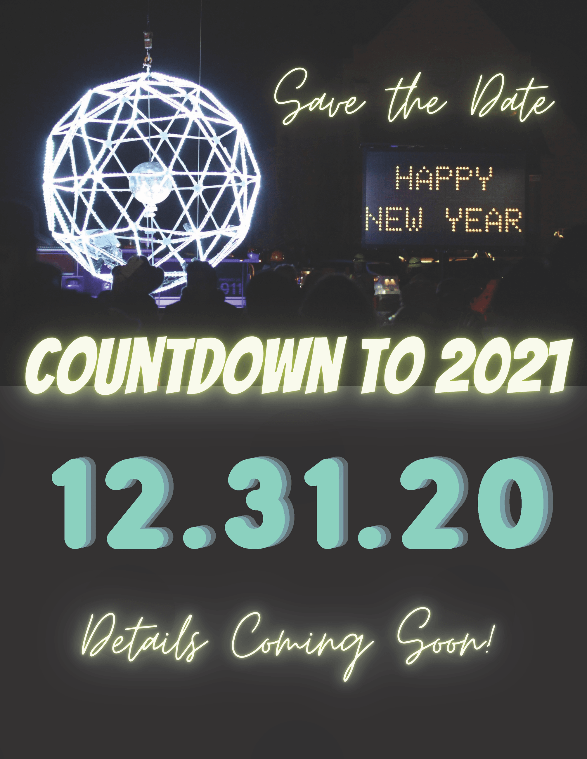 New Year's Eve: Countdown to 2021 | Fredericksburg, TX - Official Website