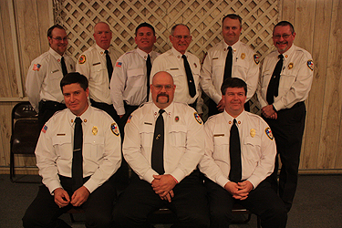 2012 FVFD Officers